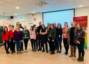 NetApp EMEA Women in Tech - Personal Leadership Program - Be Visible and Rise