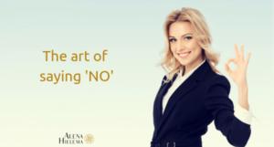 the_art_of_saying_no_linkedin